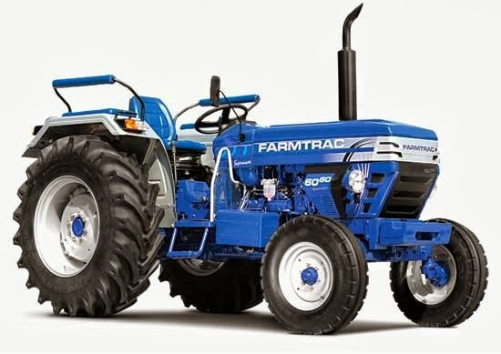 Farmtrac - 6060 Tractor