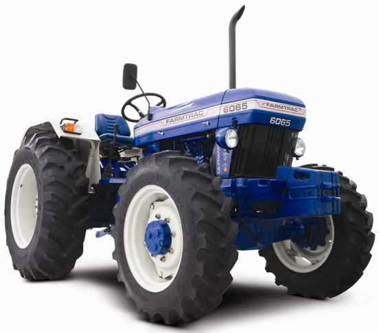 Farmtrac - 6065 Tractor